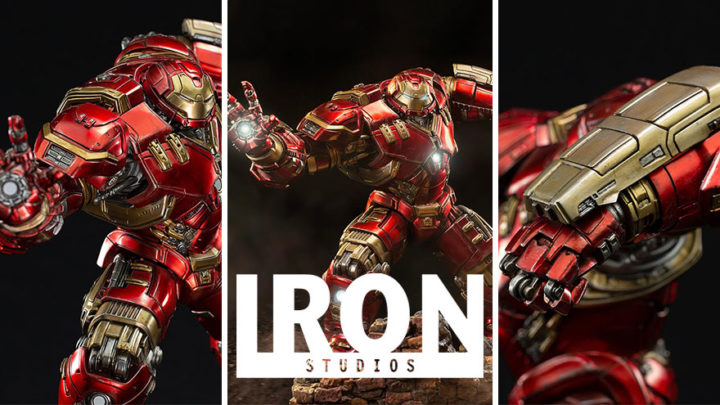 Iron Studios: Hulkbuster BDS Art Scale 1/10 – Avengers: Age of Ultron