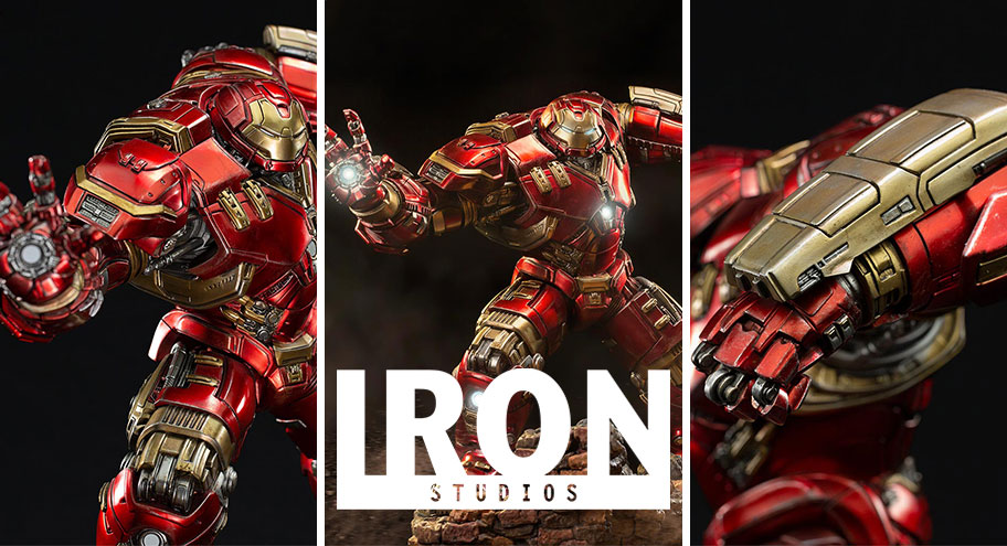 Iron Studios: Hulkbuster BDS Art Scale 1/10 – Avengers: Age of Ultron