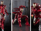 Iron Man Mark 7 -AVENGERS ASSEMBLE EDITION- (The Avengers) S.H.Figuarts di Tamashii Nations