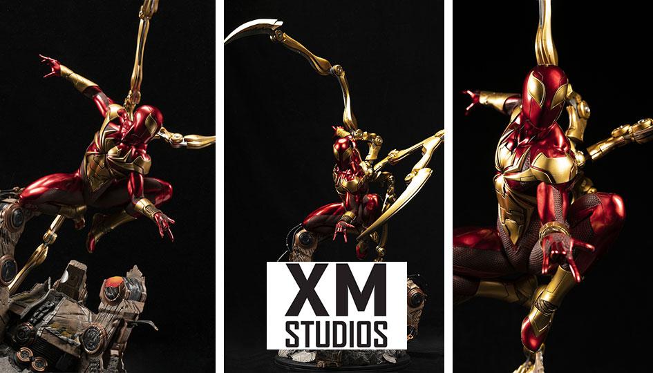 XM Studios: Iron Spider 1/4 Premium Collectibles Statue