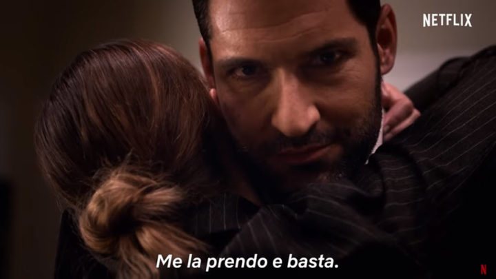 Lucifer: trailer ufficiale per la Stagione 5 su Netflix
