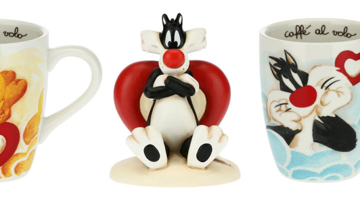 I Looney Tunes Titti & Silvestro, finalmente amici! THUN ha riunito gli eterni rivali.