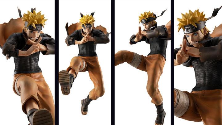 MegaHouse: Naruto Uzumaki Ninkai Taisen Ver. G.E.M. Series