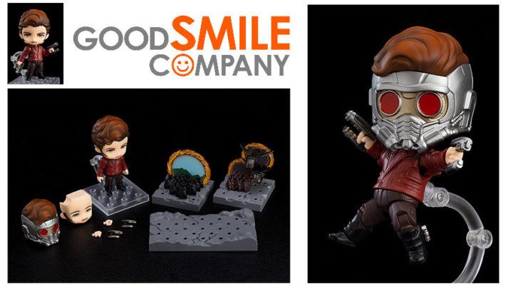 Good Smile Company: Nendoroid Star-Lord Endgame Ver. e Star-Lord Endgame Ver. DX