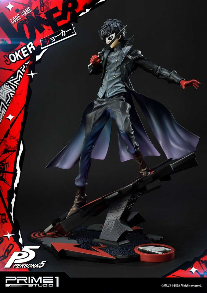 Protagonist Joker