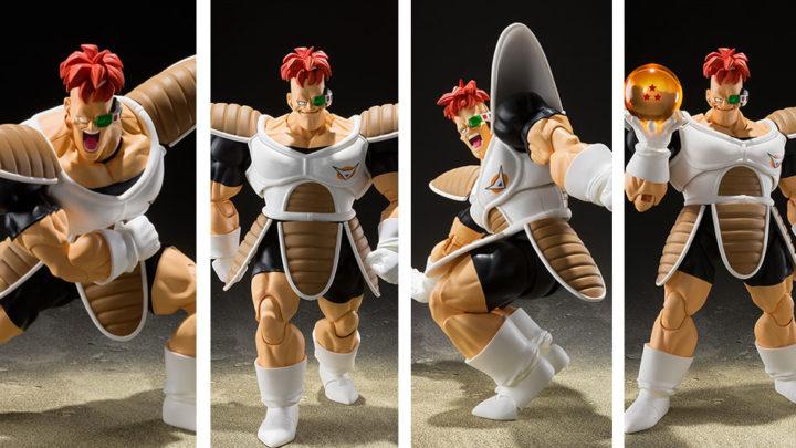 """Recoome S.H.Figuarts da """"Dragon Ball Z"""" di Tamashii Nations"""