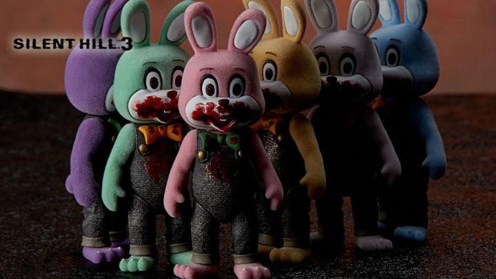 """Gecco: Robbie the Rabbit Mini da """"Silent Hill 3"""""""