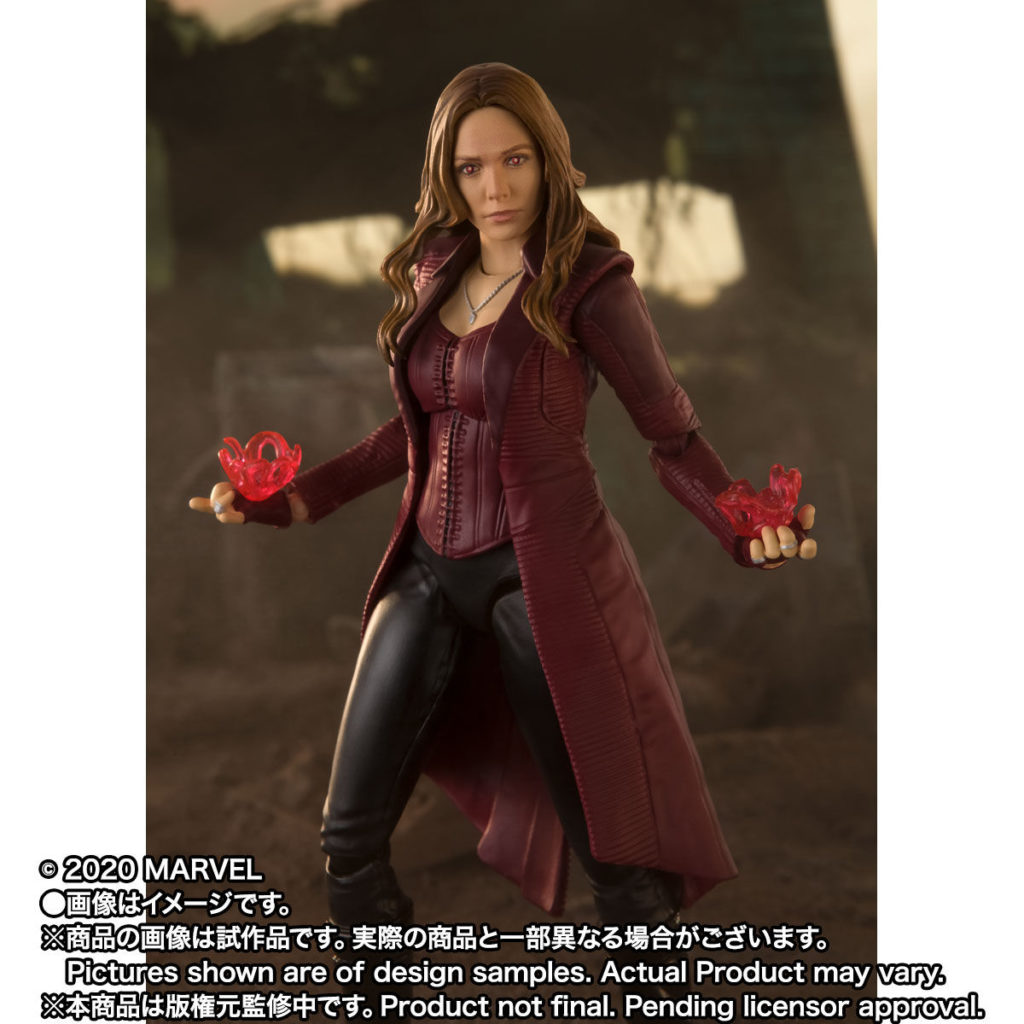 Scarlet Witch -Avengers: Endgame-