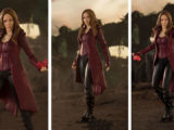 Scarlet Witch -Avengers: Endgame- S.H.Figuarts di Tamashii Nations