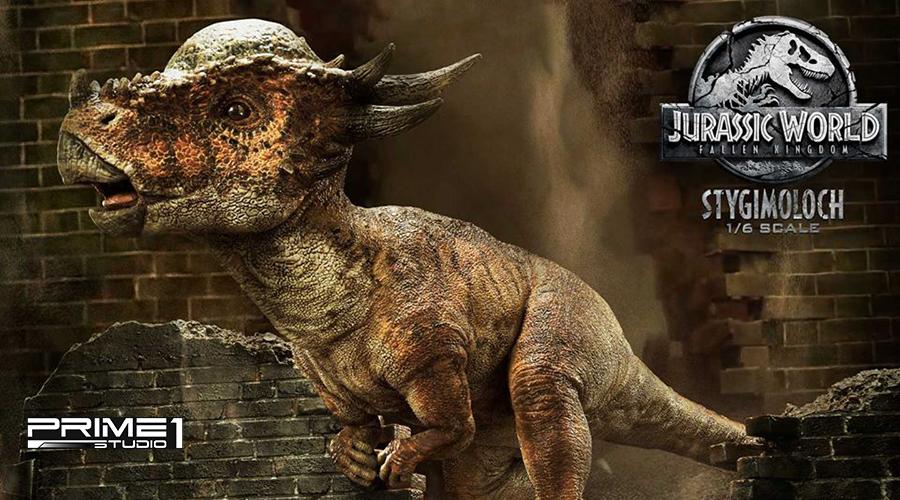 "Prime 1 Studio: Stygimoloch da ""Jurassic World: Fallen Kingdom"""
