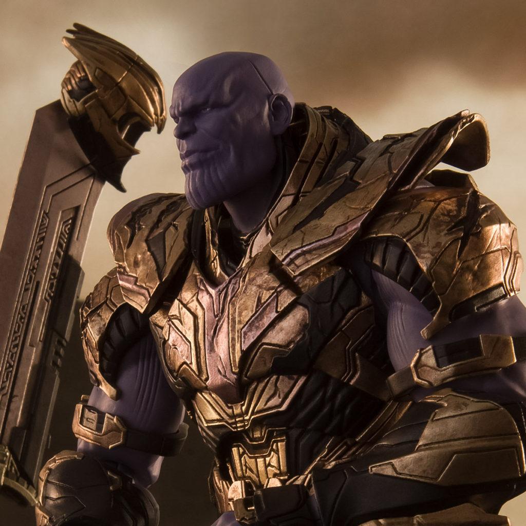 Thanos -FINAL BATTLE EDITION-