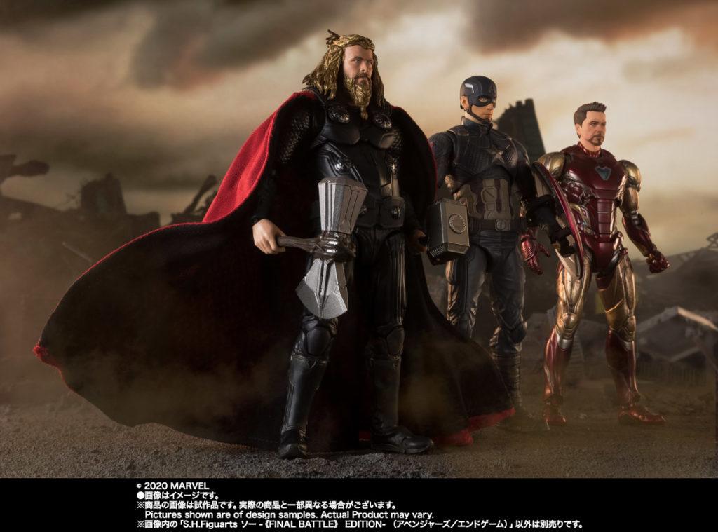 Thor -FINAL BATTLE EDITION-