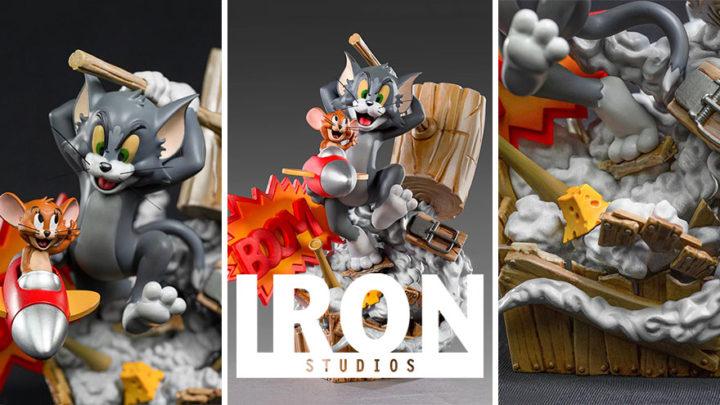 Iron Studios: Tom & Jerry Prime Scale 1/3