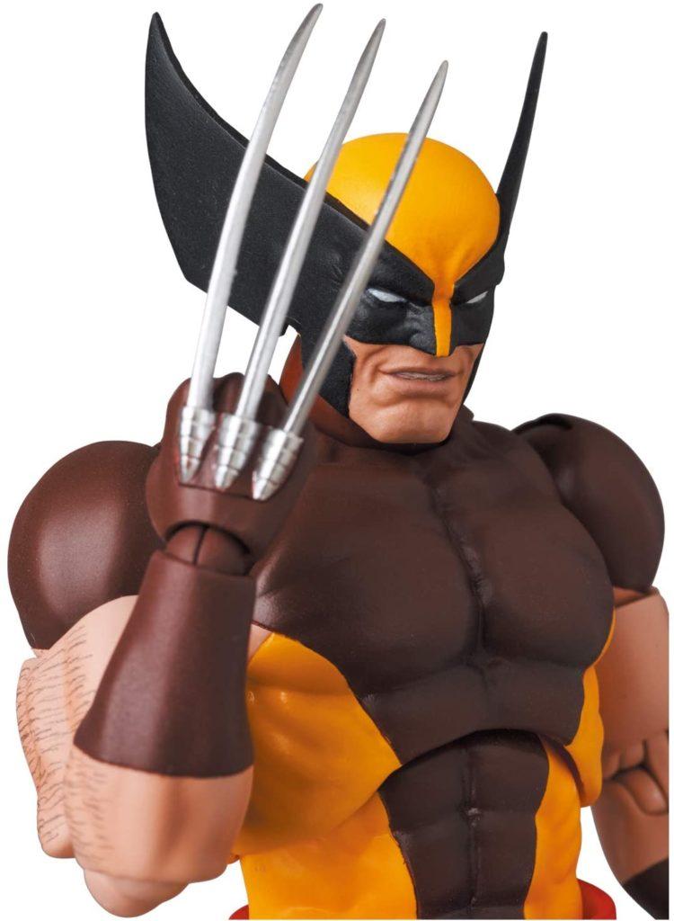 Wolverine (Brown Comic Ver.)