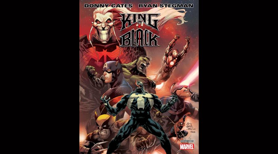 KING IN BLACK: il nuovo evento Marvel