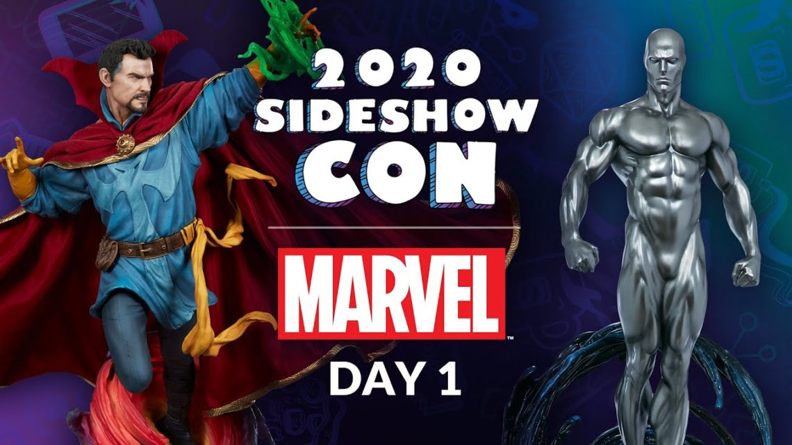 Marvel Podium – Day 1 | Sideshow Con 2020