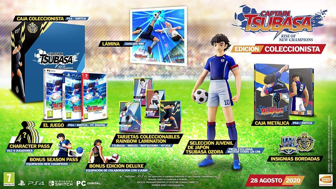 Captain Tsubasa: Rise of new champions disponibile da oggi