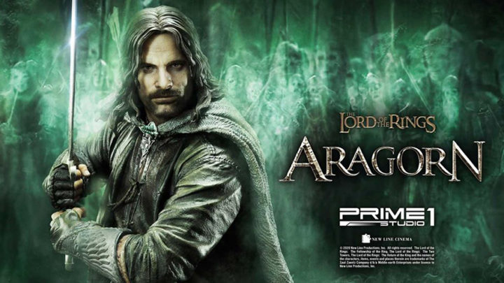 "Aragorn da ""The Lord of"