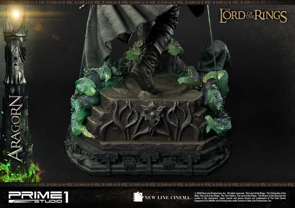 "Aragorn da ""The Lord of"