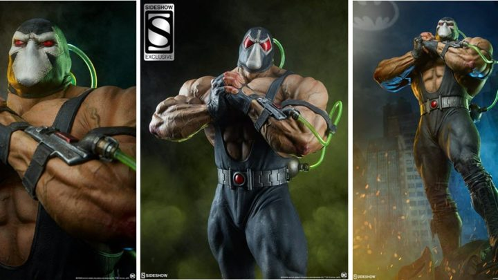 Sideshow: Bane Maquette