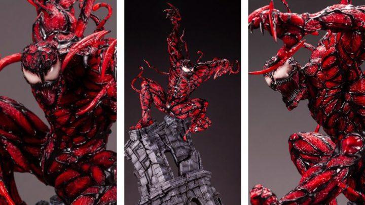 Kotobukiya: Carnage Fine Art Statue