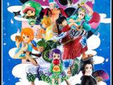 Diorama One Piece Saga di