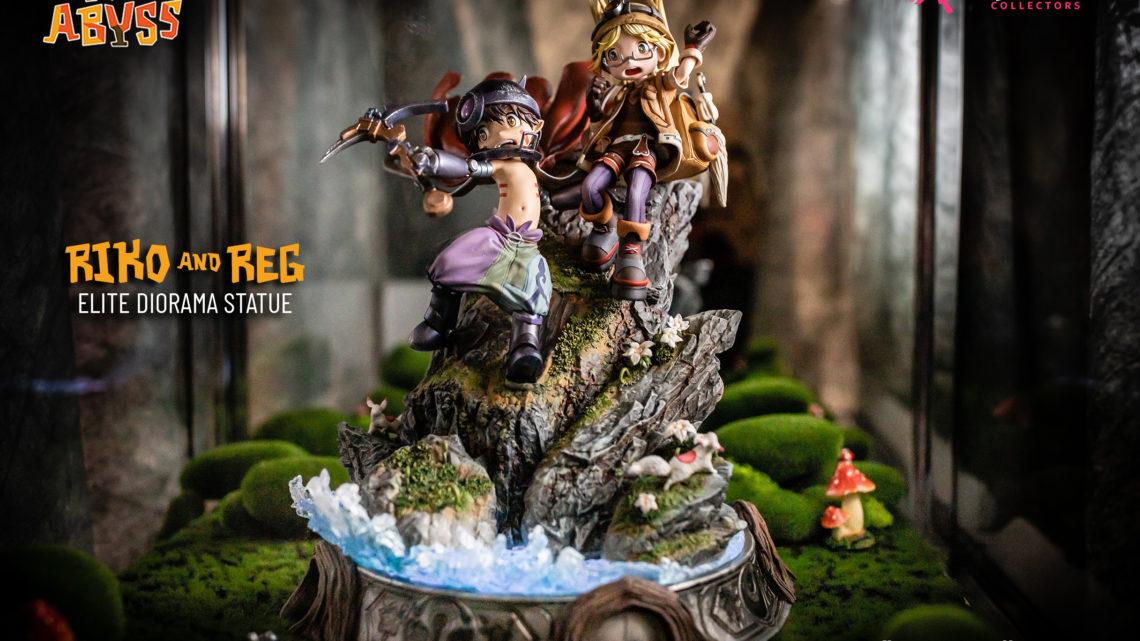 Figurama Collectors: Made in Abyss Elite Diorama Statue