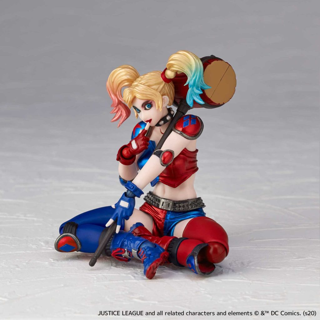 Harley Quinn New Color.ver