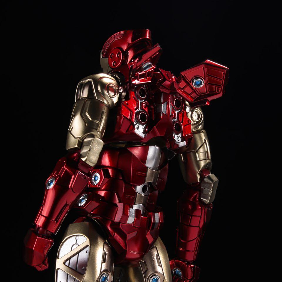 Iron Man Fighting Armor