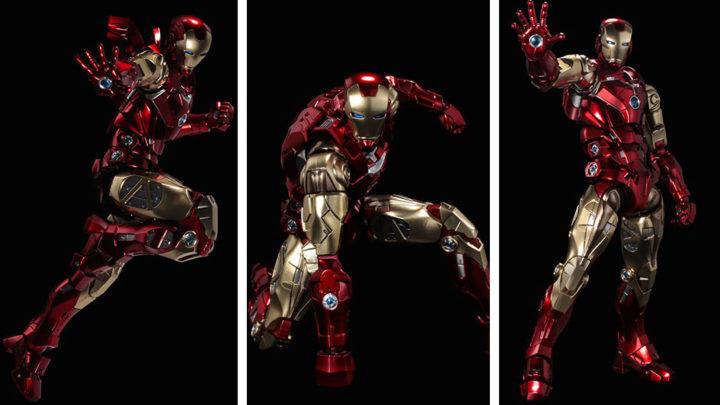 Iron Man Fighting Armor Marvel Comics di Sentinel
