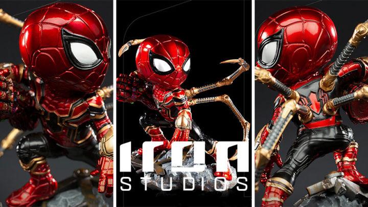 Iron Studios: Iron Spider – Avengers: Endgame – Minico
