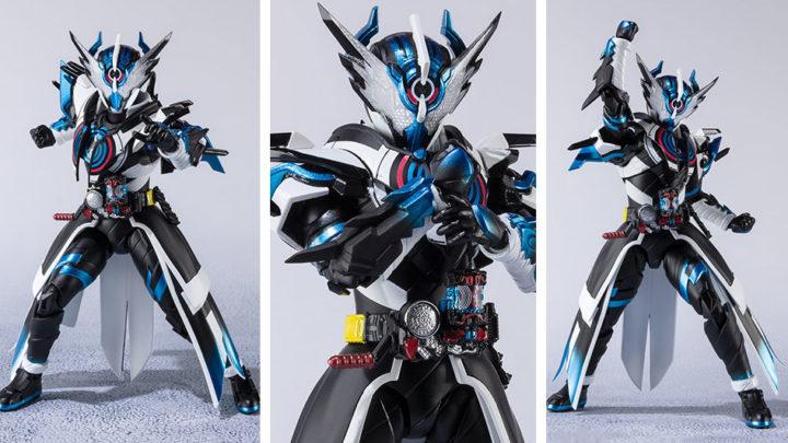 Kamen Rider Cross-Zevol S.H.Figuarts di Tamashii Nations