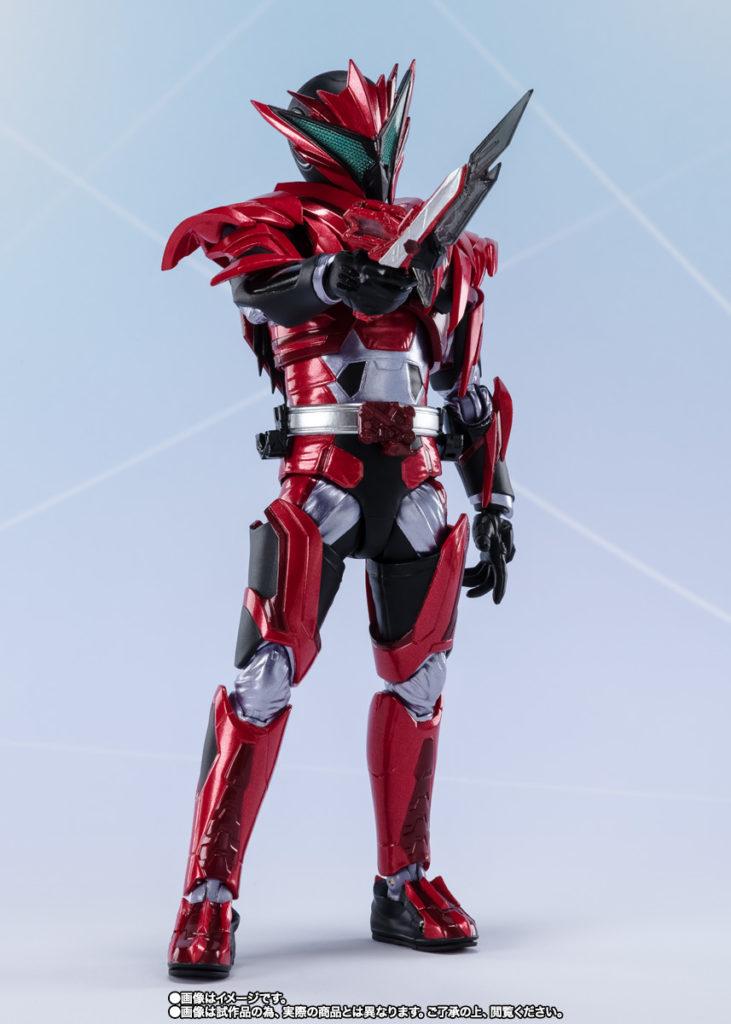 Kamen Rider Jin Burning