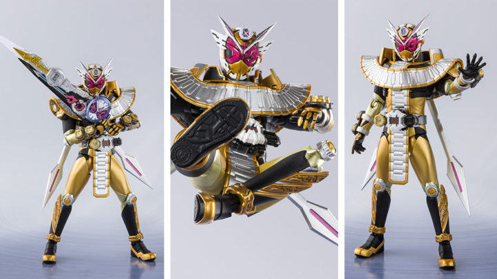 Kamen Rider Zi-O Ohma Form S.H.Figuarts di Tamashii Nations