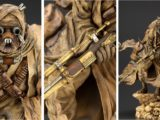 Kotobukiya: Tusken Raider (Star Wars) ARTFX Artist Series
