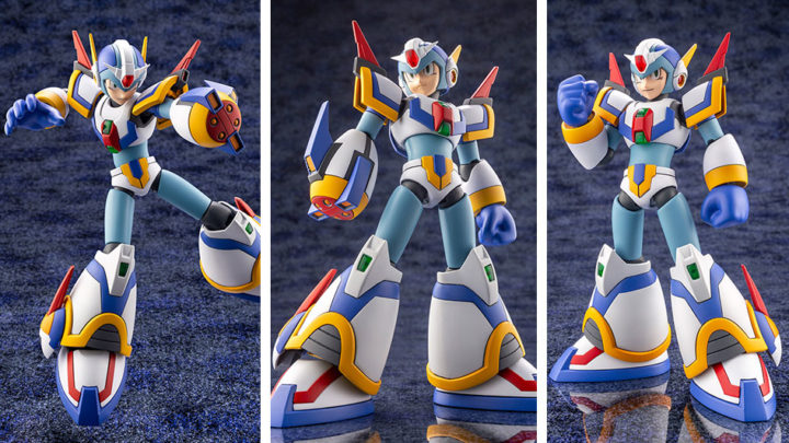 Kotobukiya: Mega Man X Force Armor