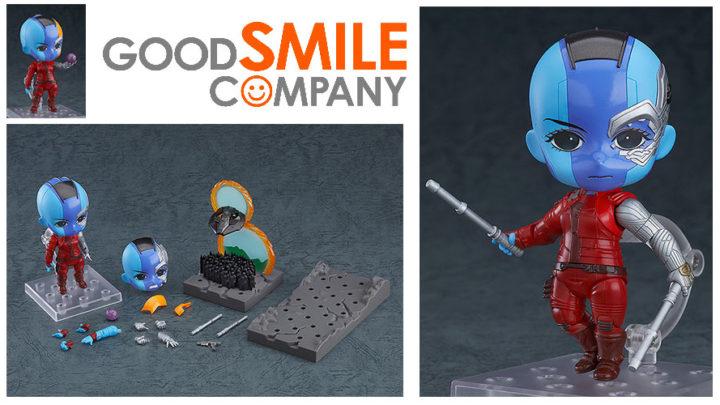 Good Smile Company: Nendoroid Nebula Endgame Ver. e Nebula Endgame Ver. DX