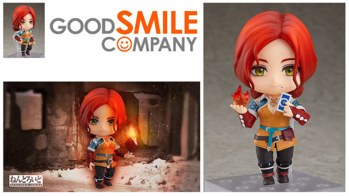 Good Smile Company: Nendoroid Triss Merigold