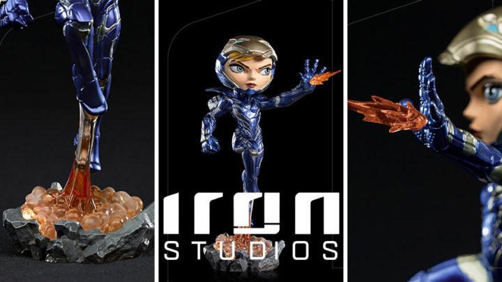 Iron Studios: Pepper Potts – Avengers: Endgame – Minico