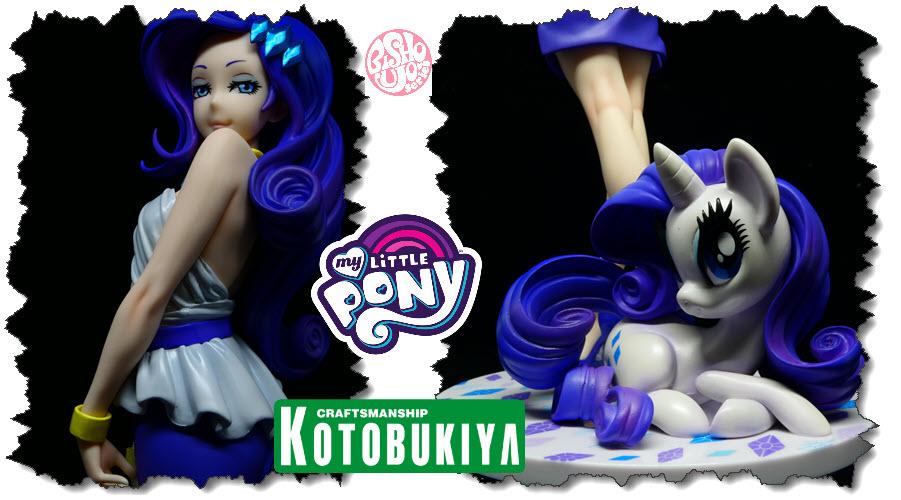 Rarity Bishoujo da My Little Pony di Kotobukiya – Recensione –