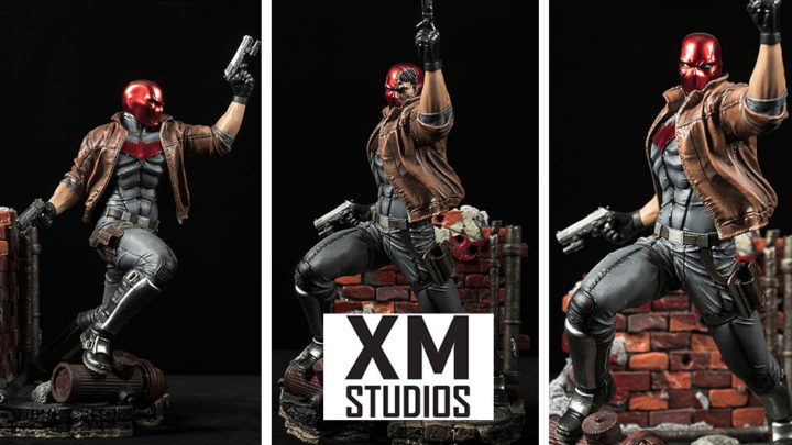 XM Studios: Red Hood – Rebirth 1/6 Premium Collectibles Statue