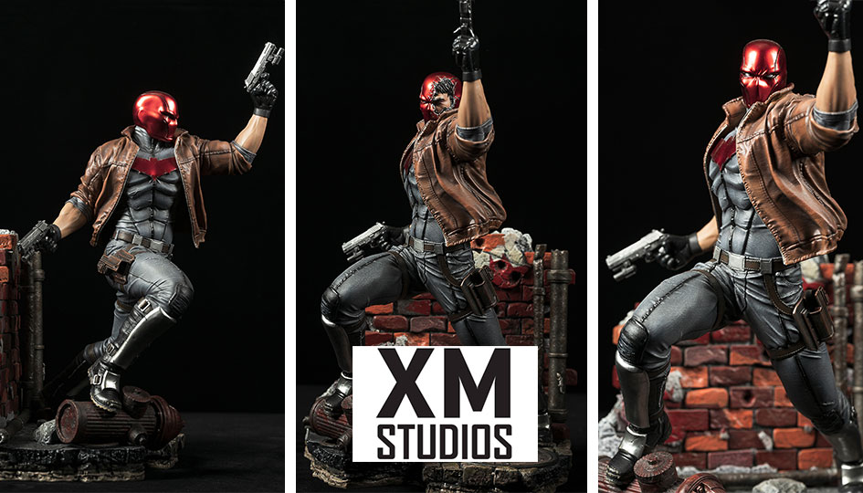 XM Studios: Red Hood – Rebirth 1/6 Premium Collectibles Statue