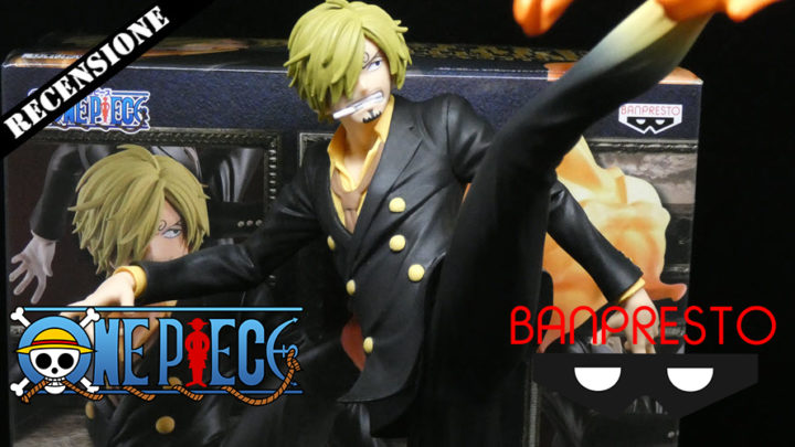 Sanji Battle Record Collection di Banpresto – Recensione