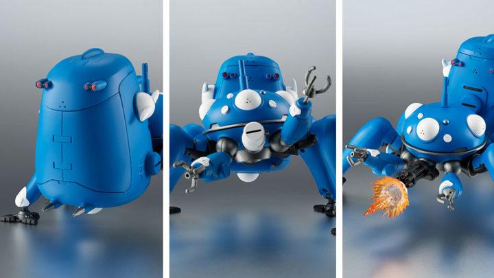 Tachikoma -Ghost in the Shell SAC 2nd GIG & SAC_2045- The Robot Spirits di Tamashii Nations