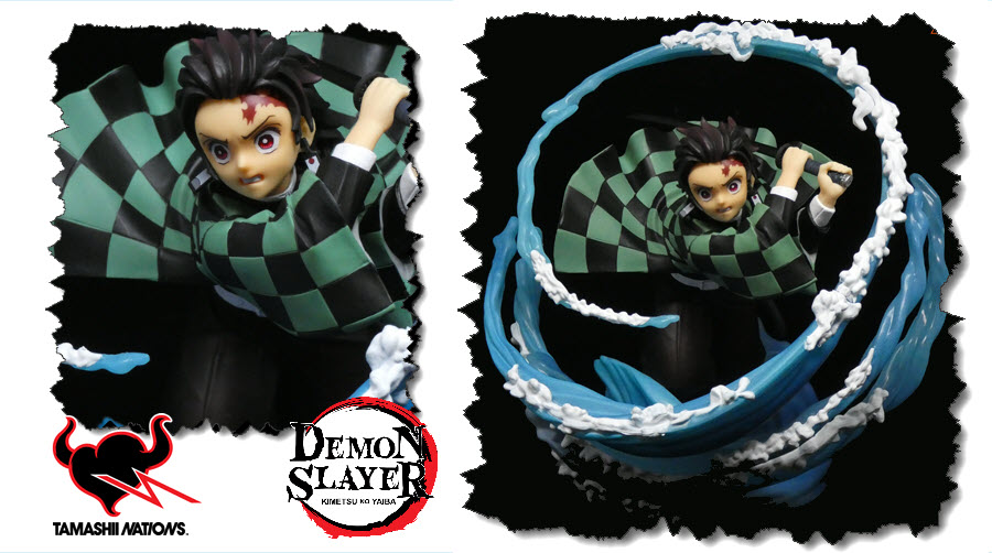 Bandai FiguartsZero: RECENSIONE Tanjiro Kamado (Demon Slayer)