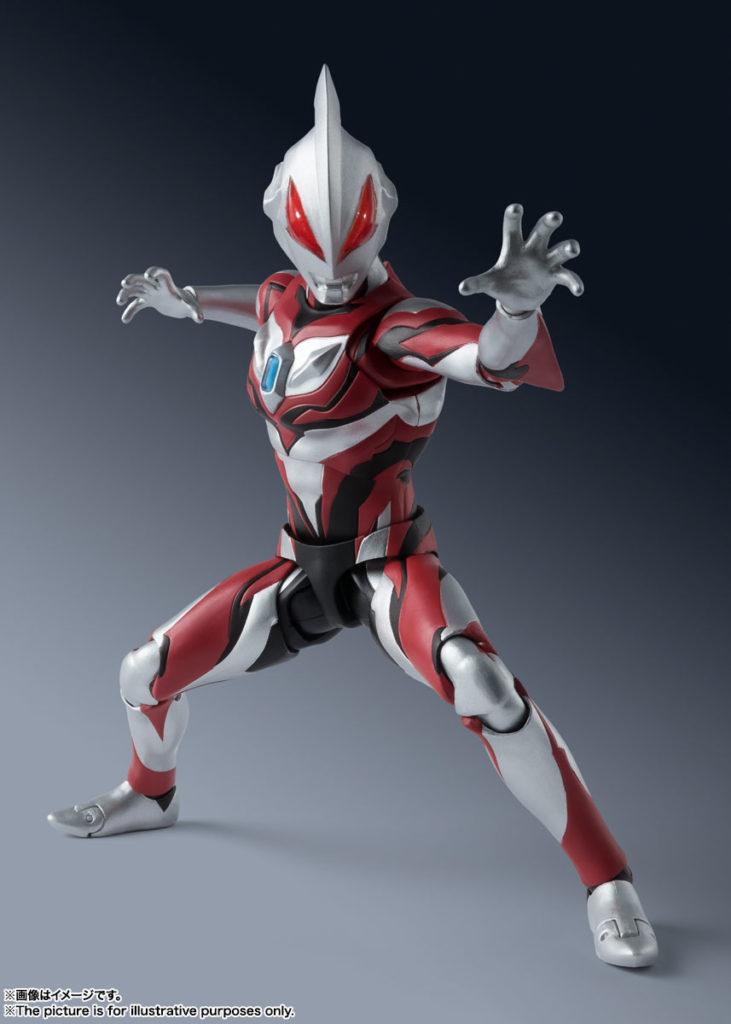 Ultraman Geed Primitive (New