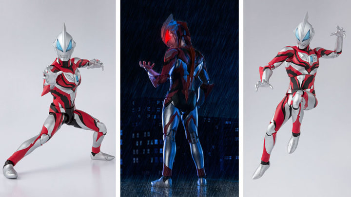 Ultraman Geed Primitive (New Generation Edition) S.H.Figuarts di Tamashii Nations