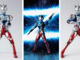Ultraman Z-Alpha Edge S.H.Figuarts di Tamashii Nations