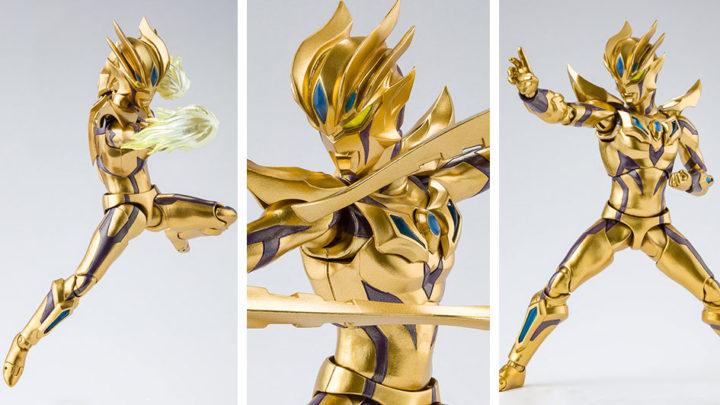 Ultraman Zero Beyond (Galaxy Glitter) S.H.Figuarts di Tamashii Nations