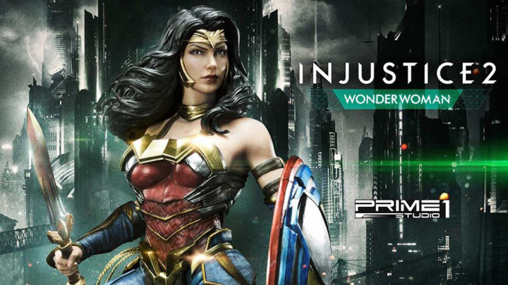 "Wonder Woman da ""Injustice 2"""